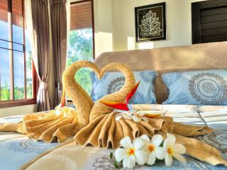 5 BEDROOM LUXURY SEA VIEW POOL VILLA #2, Chalong
