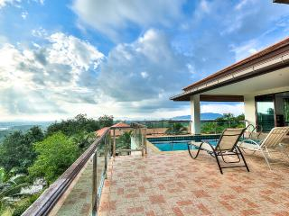 5Bed OceanView HillSide Villa5- Big Buddha Chalong