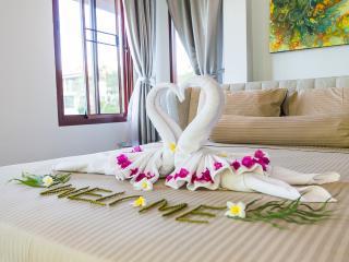 5 BEDROOM LUXURY SEA VIEW POOL VILLA #4, Chalong