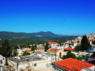 Israel Vacation Rentals in Northern District, Safed
