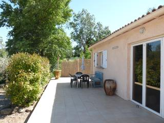 Self contained house with shared pool, Cabrieres