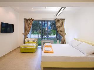 Cozy studio apt I for 3 persons, Budva