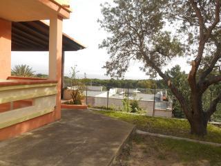 Villa vista mare Capo Comino