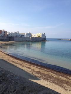 spiaggia Purità Gallipoli