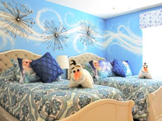 Paradise on Ice, a FROZEN retreat at Paradise Palms Resort near Disney World