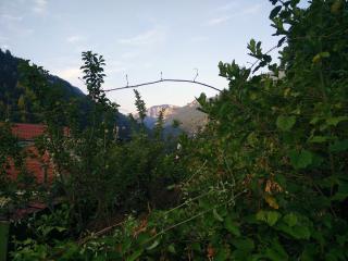 Appartamento con vista e giardino, Ormea