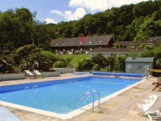 Jurassic coast holiday home with shared pool, Charmouth