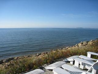 Beachfront on Cape Cod Bay in Eastham!