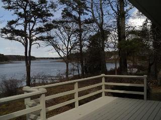 Saltwater River Front Home with Dock