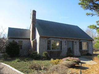 Open Cape Style home with 3 bedrooms, Wellfleet