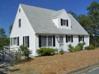 Relax on the Deck of this Wellfleet Cape