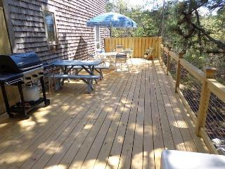 Enjoy summer BBQ's on this New Deck, Wellfleet