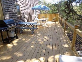 Enjoy summer BBQ's on this New Deck, Wellfleet