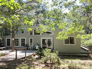Bright Contemporary Near Long Pond, Wellfleet