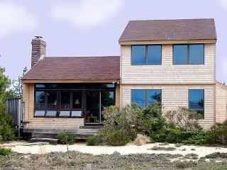Contemporary, Multi-Level Wellfleet Home.