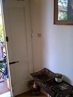 corridoio d'entrata appartamento