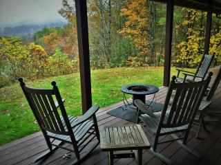 Paddlers Retreat - 2 King Suites! Mountain Views! Sparkling HotTub! N.O.C. 5min