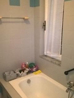vasca da bagno con schampo  etc.......