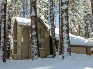 Beautiful 3 Bedroom + 3 Bathrooms Sparkling Spa, Pool Table, BBQ.Steps to Slopes, Big Bear Region