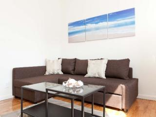 Furnished 1-Bedroom Apartment at 2nd Ave & E 14th St New York, San Leandro
