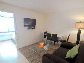 Furnished 1-Bedroom Condo at Columbus Ave & W 105th St New York, New York City