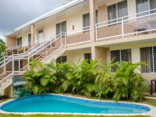 Fully furnished and equipped, on the city main squ, Sosua