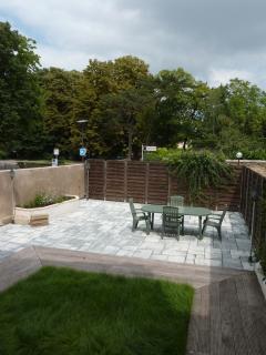 Terrasse/Jardin
