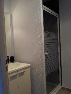 Salle d'eau Collioure, résidence du Soleil
