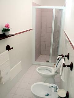 Bagno camera doppia
