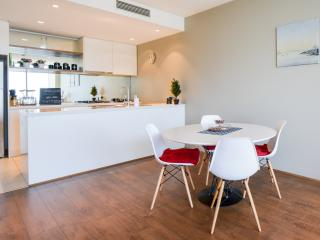 Separate dining area to enjoy meals with the family