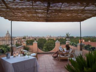 Santonofrio Sky Penthouse Terrace The Best Views of Rome!!!