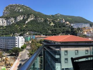 Beautiful views of the Rock of Gibraltar, Westside