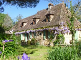maison de charme au bord de riviere Dordogne a 15 kms de Bergerac