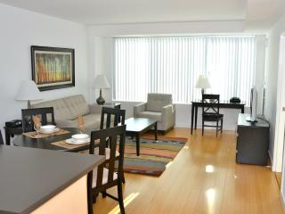 Furnished 1-Bedroom Apartment at Third St & Kendall St Cambridge