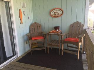 Oceanfront condo with resort style pool, Surf City
