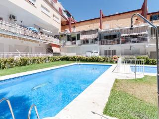 Studio, Sun, Sea and pool in Torremolinos/Playamar