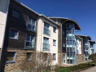 Luxury 3 Bed Penthouse overlooks Fistral Beach, Newquay