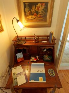 Bedroom II, Desk