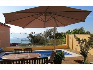 A Large House with a Private Sw/pool in Gibraltar, Westside