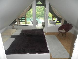Cozy house for max. 8 persons in meditative area s