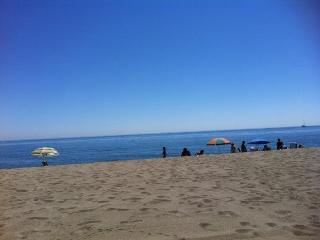 Chalet a 500 m de la playa. dormitorio doble, Torremolinos