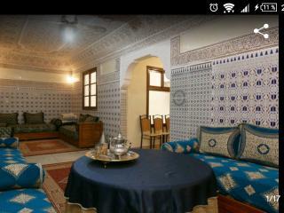 Véritable havre de paix à Marrakech