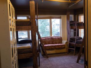 Park City Hostel: Shared 4 Bed Mixed Dorm