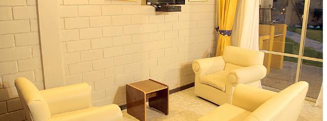 Apart Hotel La Herradura para 7