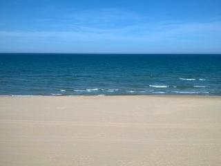 Terraza con vistas al mar, Oliva