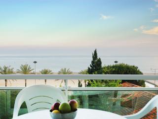 Amplios apartamentos con gran terraza junto al mar. Bonitas vistas. Ref. JUNCADE