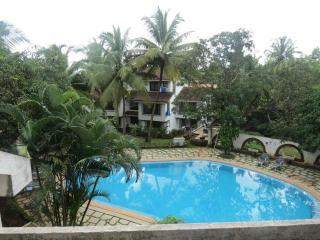 54) Pvt 1 Bed Apart La Goa Azu, Baga