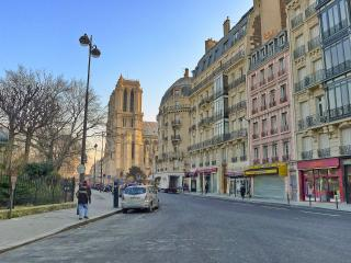 Notre Dame Royal - Luxury 3 BD-3BA over the Seine