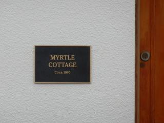 Myrtle Cottage, Hobart