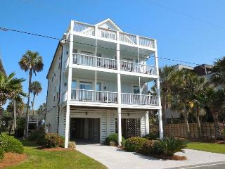 At Pelican's Pass - Folly Beach, SC - 5 Beds BATHS: 4 Full 1 Half